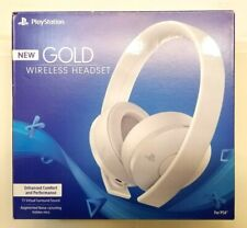Sony PlayStation 4 Wireless Video Game Headsets for sale | eBay