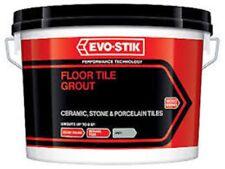 EVO-STIK 2.5L Floor Tile Grout Ceramic Stone Porcelain Adhesive Grey