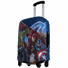 "The Avengers Luggage Protector Elastic Suitcase Cover 18''- 20"" y64 w0079"