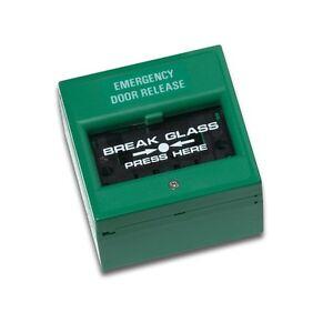 Emergency Break Glass Door Release / Breakglass Call Point