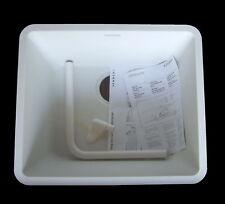 SCHOCK Idea N-100L ATTIKA weiß flächenbündig Einbaubecken bzw.als Unterbaubecken