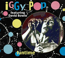 IGGY POP (Featuring David Bowie) - Funtime - Digipak-CD - 700003