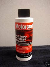 FORD XL3 MOTORCRAFT FRICTION MODIFIER ADDITIVE,F & R LIMITED SLIP DIFFERENTIALS