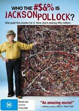- Who The #$&% Is Jackson Pollock? (DVD) REGION 4 [BRAND NEW] AUSSIE SELLER