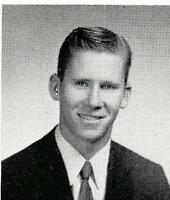 DENNIS RALSTON 1960 Bakersfield High School Yearbook CA