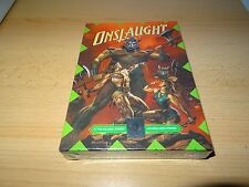 Onslaught SEGA Mega Drive PAL Version