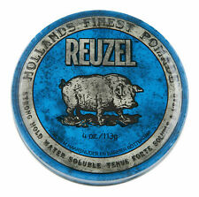 Reuzel Blue Strong Hold Pommade pour Cheveux 113g