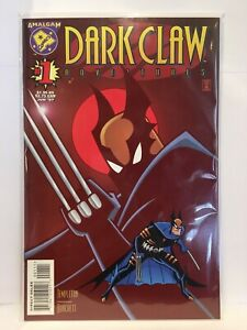 Dark Claw Adventures #1 VF+ 1st Print Amalgam Marvel/DC Comics