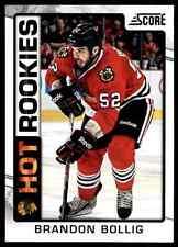 2012-13 Score Hot Rookies Brandon Bollig #515