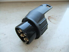 Adapter für PKW & Anhänger 7 auf 13 polig Stecker Kurzadapter AHK Autoanhänger