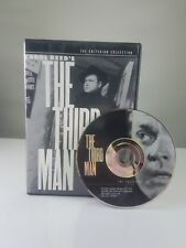 The Third Man (Dvd, 1999, Criterion Collection) free shipping