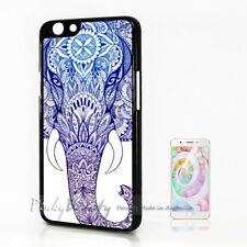 ( For Oppo A57 ) Back Case Cover P11491 Elephant