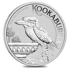AUSTRALIE 1 Dollar Argent 1 Once Kookaburra 2022 1 Oz silver coin Australia