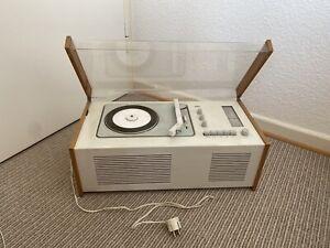 Braun SK6 Schneewittchensarg Snow White Coffin Dieter Rams Design Vintage Radio