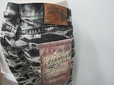 NWT The Heritage by America Denim Distillery Bleach Tie Die Design W36 x L33
