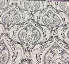 Kelly Ripa Home Pretty Witty Ebony Black Fabric By the yard