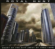 ROYAL HUNT - HEART OF THE CITY: BEST OF ROYAL HUNT 1992-1999 NEW CD