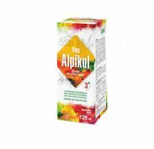 ALPIKOL PLUS 3+ syrop na odporność 120 ml czarny bez miód aloes