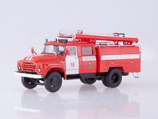 AC-40 (ZIL-130) Soviet Fire truck 1:43 diecast scale model . AutoHistory