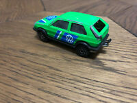 Majorette VW Golf GTI MK2 No235 Green France Diecast Scale Model 1/56