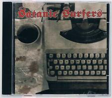 SATANIC SURFERS FRAGMENTS AND FRACTIONS CD