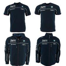 Racing Motorcycle Moto GP Motorrad For BMW Tyco Mens T-Shirt Hoodie Sweatshirt .