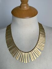 APPARTEMENT A LOUER GOLD EGYPTIAN STYLE NECKLACE