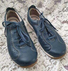 Dansko blue ladies shoes size 40 / 9 aus