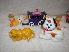 Pull String Toy dog ,Carriage ,centipedes, Lion king Nala set of 5 nice set