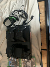 Microsoft Xbox One with Kinect 500Gb Black Console - Tested *works*
