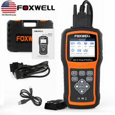 ABS Airbag SRS Reset OBD2 Code Scanner Diagnostic Scan Tool Foxwell NT630 Plus