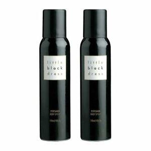 Avon Little Black Dress Body Spray (combo)  each 150ml