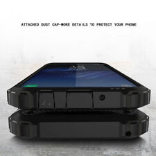For Samsung Galaxy S7 Edge S8 S9 Plus Note 8 Hybrid Rugged Armor Case Cover