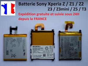Battery For sony Xperia Z / Z1/Z2/Z3/Z3 Compact (Mini) /Z5 /T3