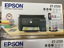Epson EcoTank ET-2720 All-In-One Inkjet Printer Black