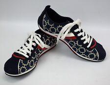 Tommy Hilfiger Scarpe Da Ginnastica Sneakers Tela Blu twprincess WOMEN'S UK 6.5