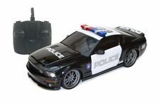 2.4Ghz Remote Control 1/18 Ford Mustang Shelby GT500 Super Snake Police Car RC