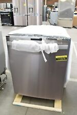 """Ge Pdt715Synfs 24"""" Stainless Fully Integrated Dishwasher Nob #112675"""