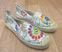 Xyxyx Espadrilles - Ladies size 7 Euro size 40 Pumps Shoes Slip Ons Womens