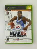 NCAA March Madness 06 - Original Xbox Game - Complete & Tested