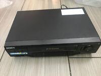 sony vcr slv-n51 No Remote Tested
