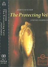 STEVEN ISSERLIS JOHN TAVENER PROTECTING VEIL CASSETTE ALBUM LSO BRITTEN SUITE