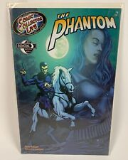 RARE Limited Edition/100 The Phantom Comic Book Moonstone 22