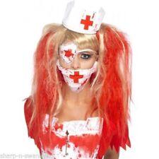 Déguisements blancs pour femme zombie