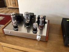 EL34 Single Ended Valve Amplifier
