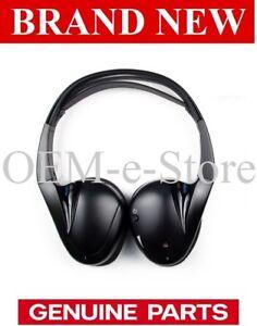 2010 to 2014 GMC Terrain Yukon DVD Entertainment System Wireless Headphones OEM
