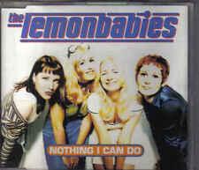 The Lemonbabies-Nothing I Can Do cd maxi single