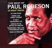 Paul Robeson / The Best Of Paul Robeson - MINT