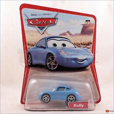 Disney Pixar Cars Sally Porsche original desert scene 2005 12 back 12C A1 1L