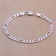 Women or men bracelet 925 silver plated